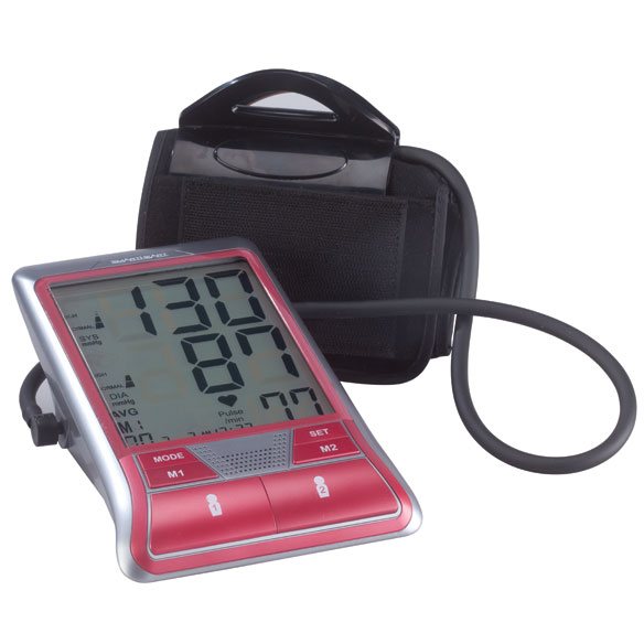 SmartHeart Premium Blood Pressure Monitor with Easy Clamp Cuff - View 3