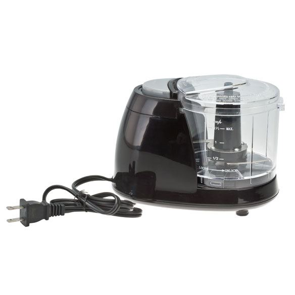 Electric Mini Food Chopper by Home-Style Kitchen® - View 2