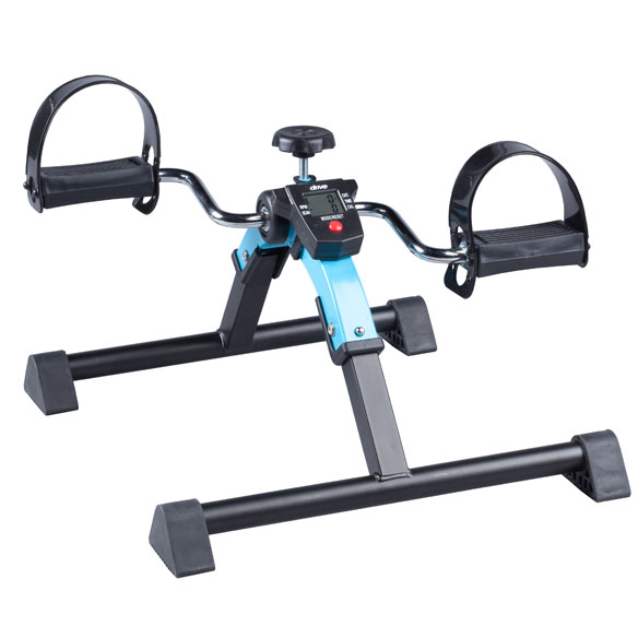 Folding Digital Pedal Exerciser - View 5