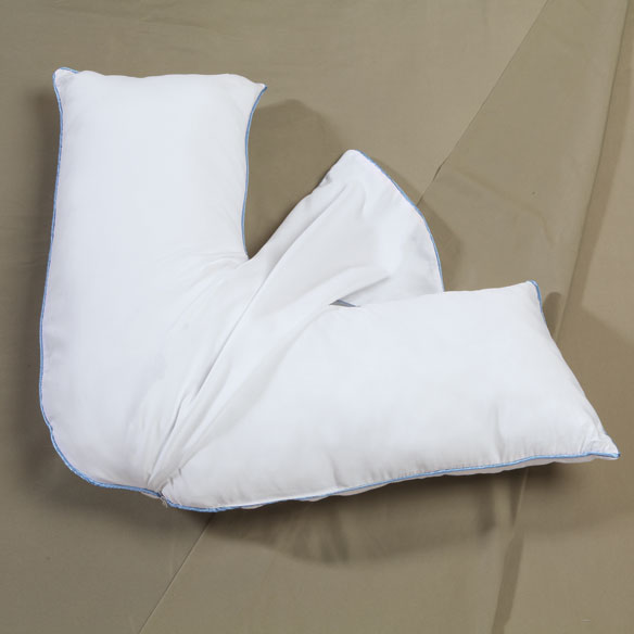 LShaped Pillow Cover L Pillow Pillow Cases Easy Comforts Amazing L Shaped Pillow Cover