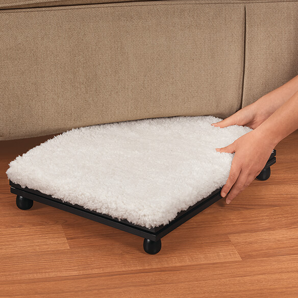 Sherpa Wooden Footrest by OakRidge Accents™ - View 2