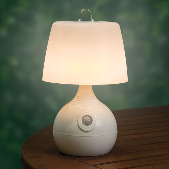 12 LED Motion Sensor Table Lamp - View 2