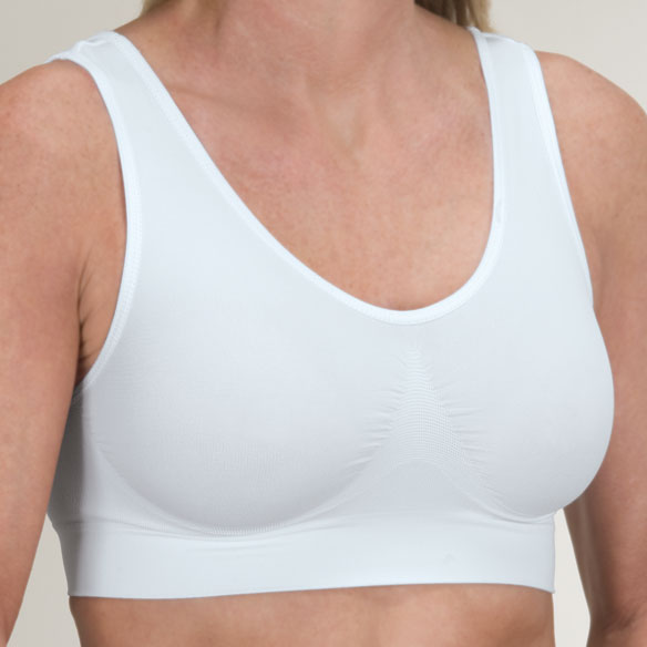 Easy Comforts Style™ Everyday Seamless Bra - 3 Pack - View 3