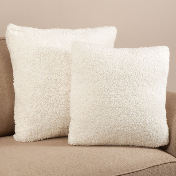 Sherpa Pillow Case by OakRidge™ Comforts - View 4