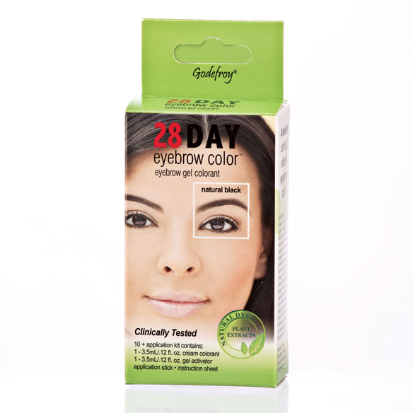 28 Day Eyebrow Color - View 2