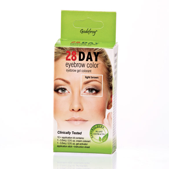 28 Day Eyebrow Color - View 3