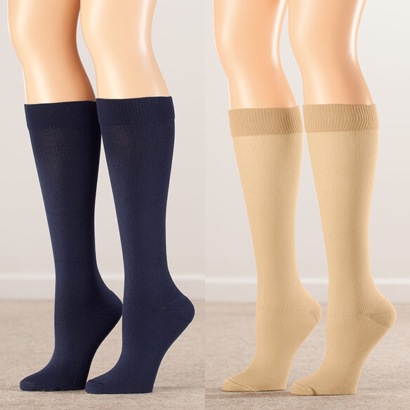 Healthy Steps™ Compression Socks 8–15 mmHg - View 4