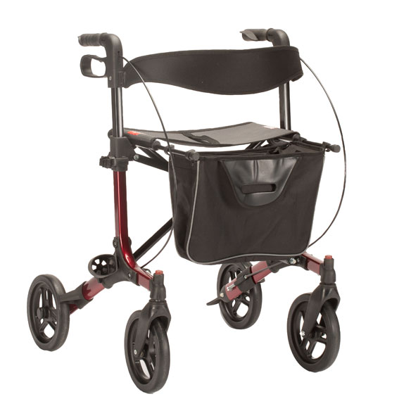 Euro-Style Rollator - View 3