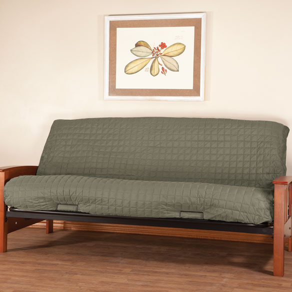 Microfiber Futon Cover by OakRidge Comforts™ - View 5