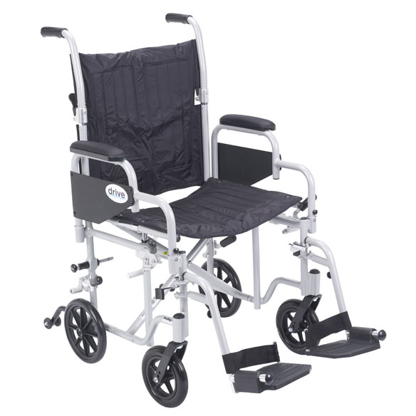 Lightweight Transport Chair Wheelchair - View 2