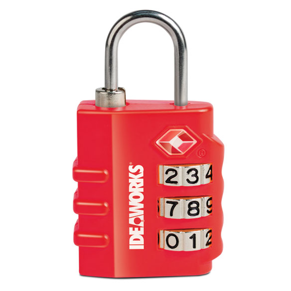 Large Digit Luggage Lock - View 2