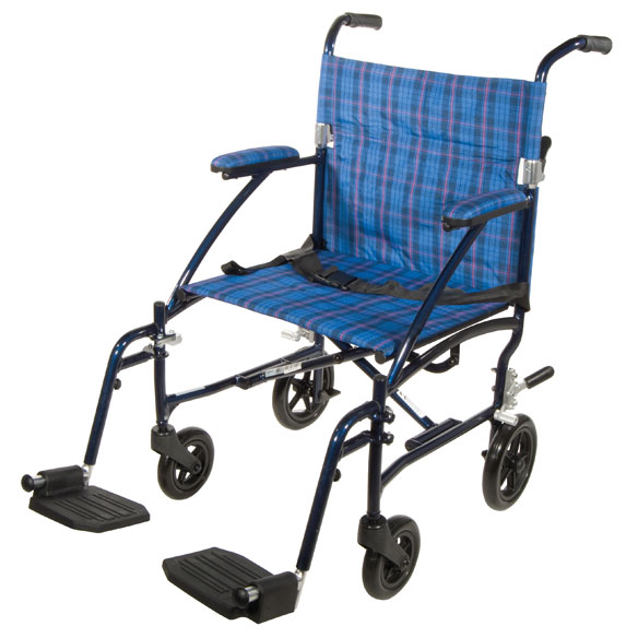Lightweight Transport Chair - View 3