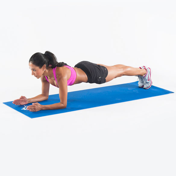 Yoga and Exercise Mat - View 2