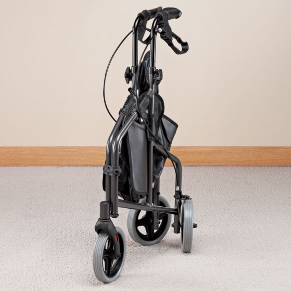 3 Wheel Aluminum Rollator - View 2