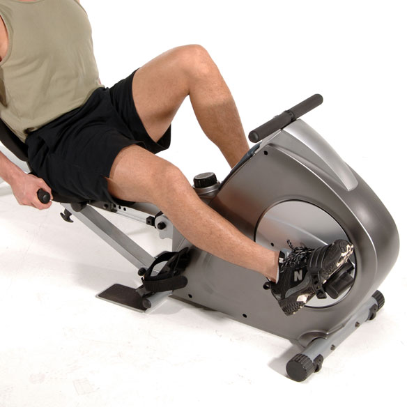 Stamina Conversion II® Recumbent Bike/Rower - View 2