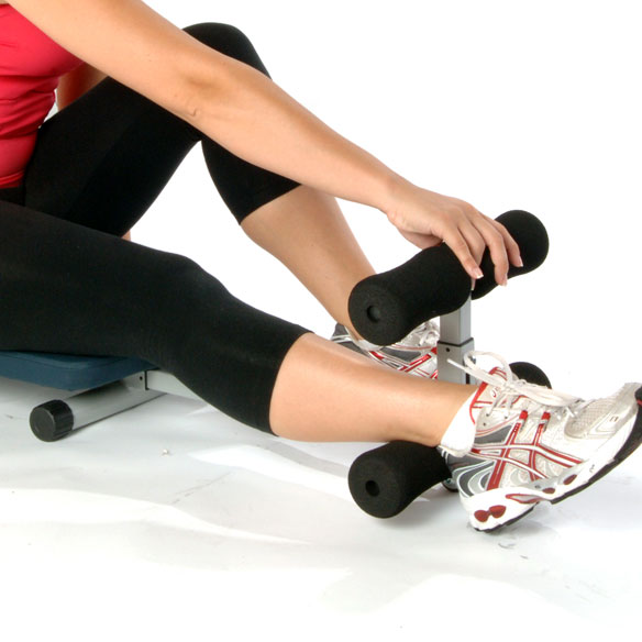 Stamina InLine® Back Stretch Bench - View 2