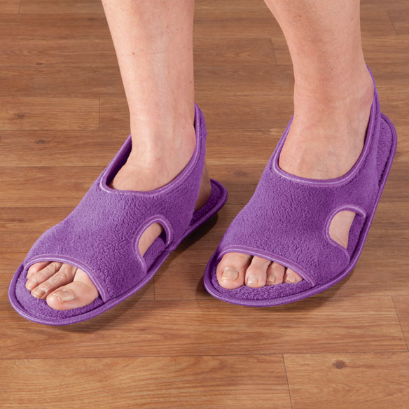 Terry Memory Foam Slipper - View 3