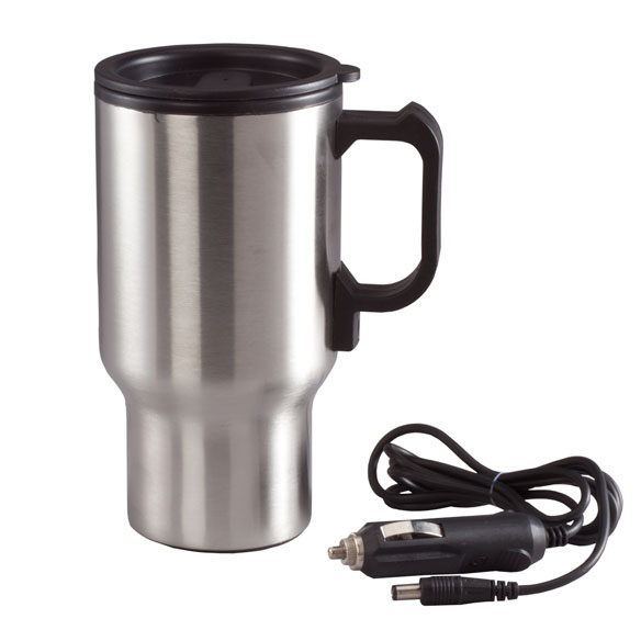 Heated Portable Coffee Mug - View 2