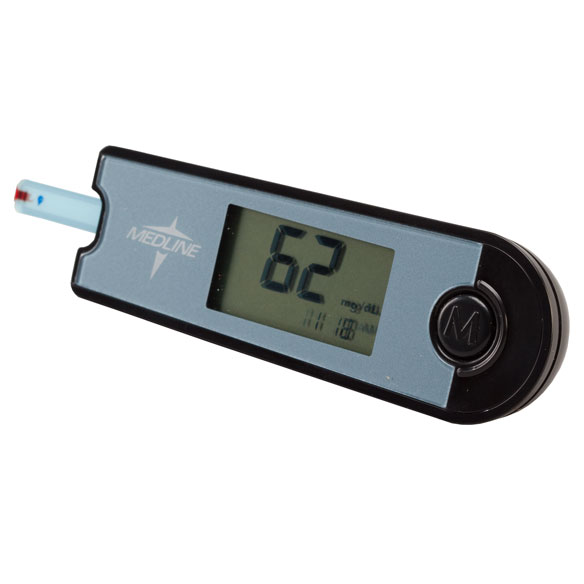 EvenCare Mini Blood Glucose Meter - View 2