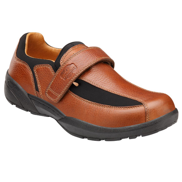 Dr. Comfort Douglas Men's Specialty Shoe - View 2