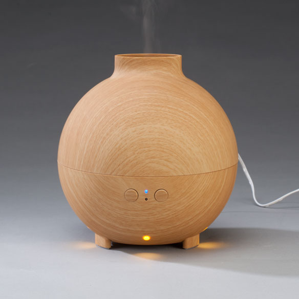 Lighted Essential Oil Diffuser & Humidifier, 600 ml - View 3