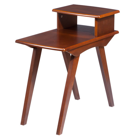 Two-Tier End Table by OakRidge Accents - View 2