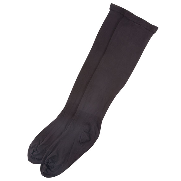 Extra Roomy Compression Socks, 15–20 mmHg - View 4