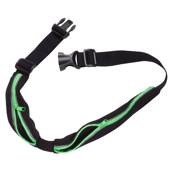 Activity Storage Belt with Reflective Safety Strips - View 2