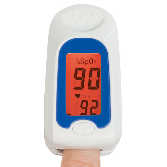 Color Changing Pulse Oximeter - View 4