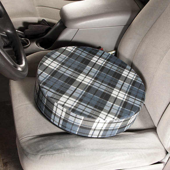 Extra Thick Swivel Seat Cushion - View 2