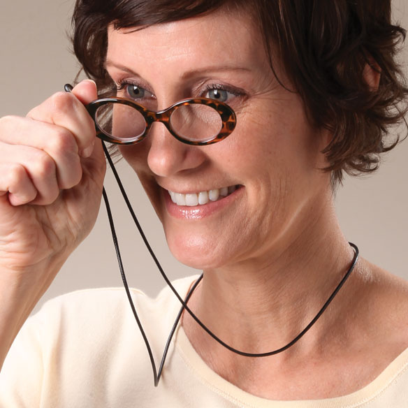 OptiSpex™ Magnifier Necklace - View 3