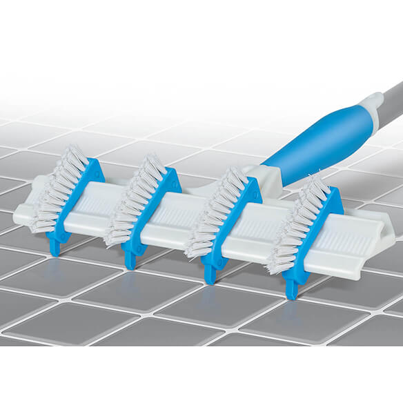 Adjustable Grout Cleaning Brush - View 3
