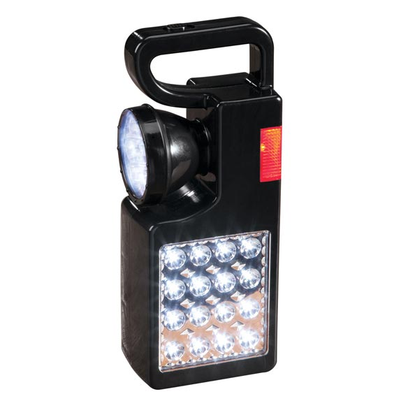 3-in-1 Emergency Light - View 2