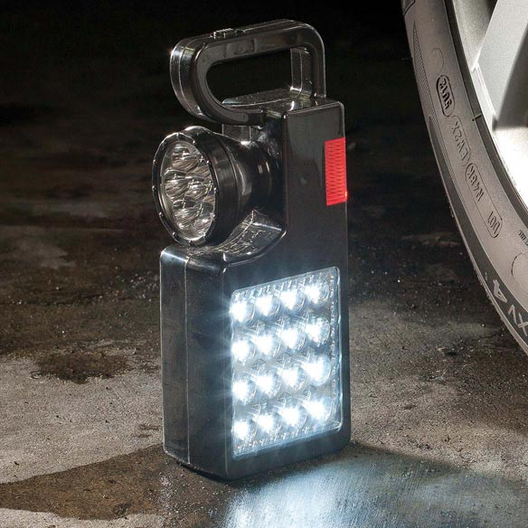 3-in-1 Emergency Light - View 3