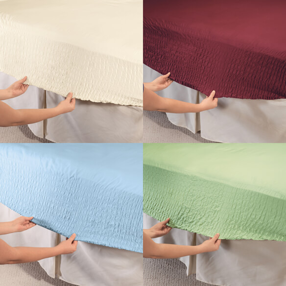 Bed-Tite™ Microfiber Sheets - View 5