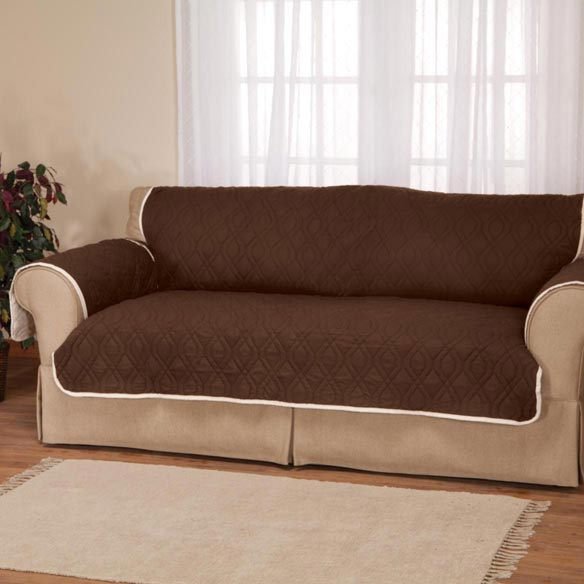 5 Star Reversible Waterproof Sofa Protector - View 2