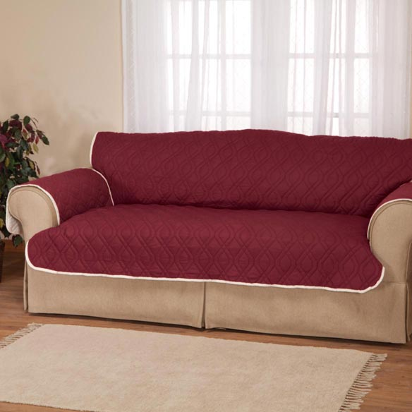 5 Star Reversible Waterproof Sofa Protector - View 4