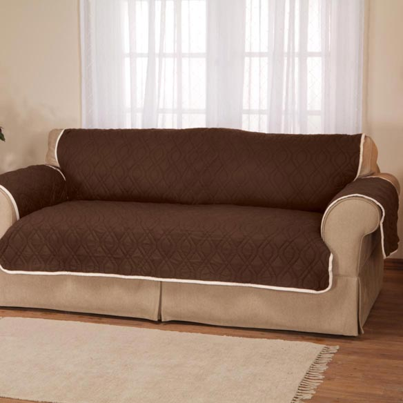 5 Star Reversible Waterproof Extra-Long Sofa Protector - View 2