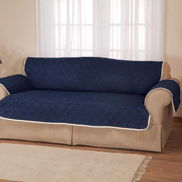 5 Star Reversible Waterproof Extra-Long Sofa Protector - View 3