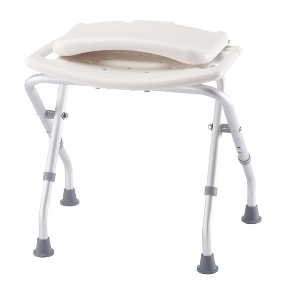 Folding Bath Seat with Back - View 5