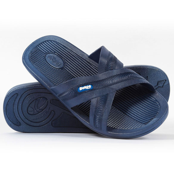 Bokos Men's Rubber Sandals - View 3