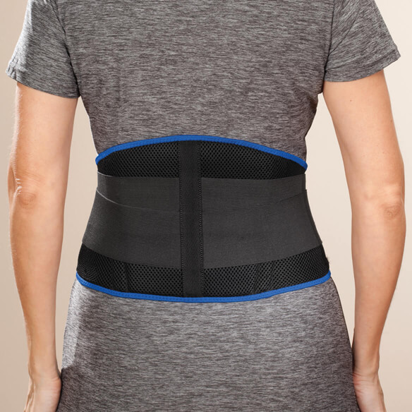 Compression Back Support with Padding - View 3