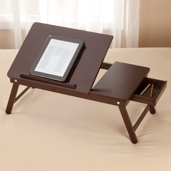 Lap Desk with Storage by OakRidge™ - View 3