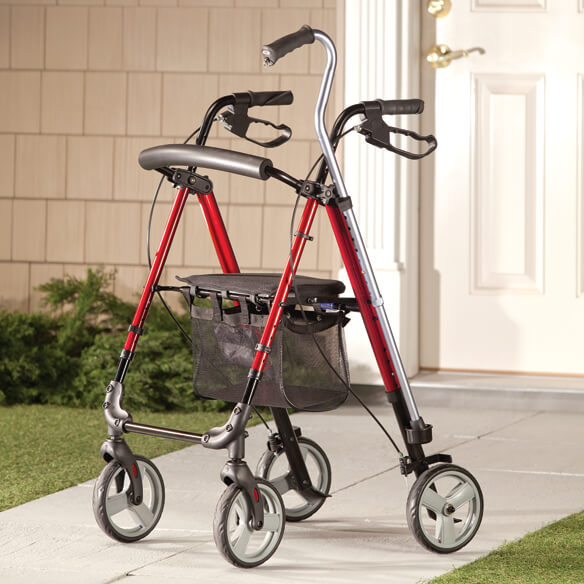 Ultra Lite Travel Rollator - View 2