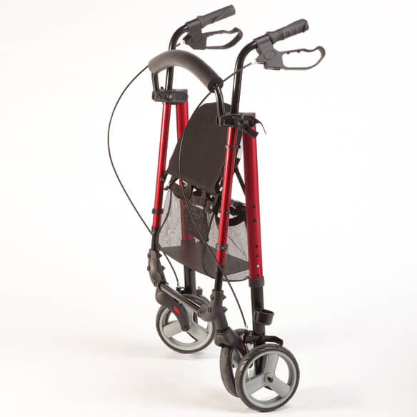 Ultra Lite Travel Rollator - View 3