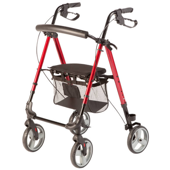 Ultra Lite Travel Rollator - View 5