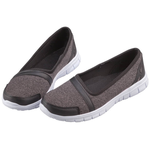 Silver Steps™ Feather Lite Slip-On Shoes - View 4