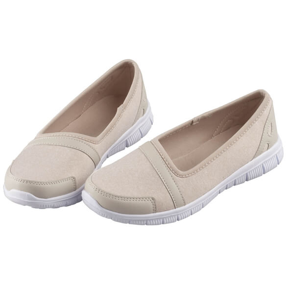 Silver Steps™ Feather Lite Slip-On Shoes - View 5