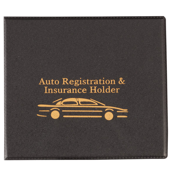 Auto Registration & Insurance Holder - View 2