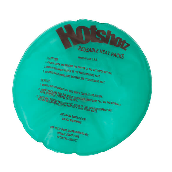 "Reusable 10"" Round Hot Pad - View 2"